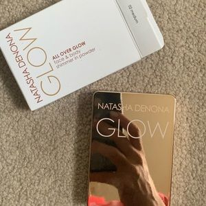 All over glow